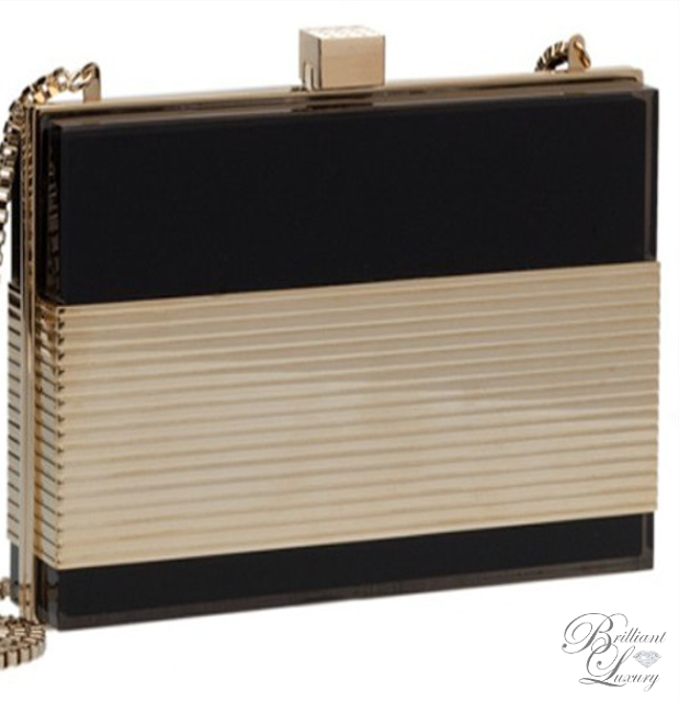 Brilliant Luxury ♦ Elie Saab Clutch