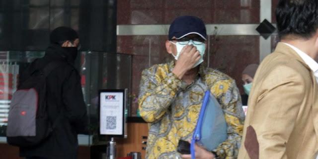 Eks Pejabat Ditjen Pajak, Angin Prayitno Dikorek KPK Soal Penerimaan Uang Saat Periksa Pajak