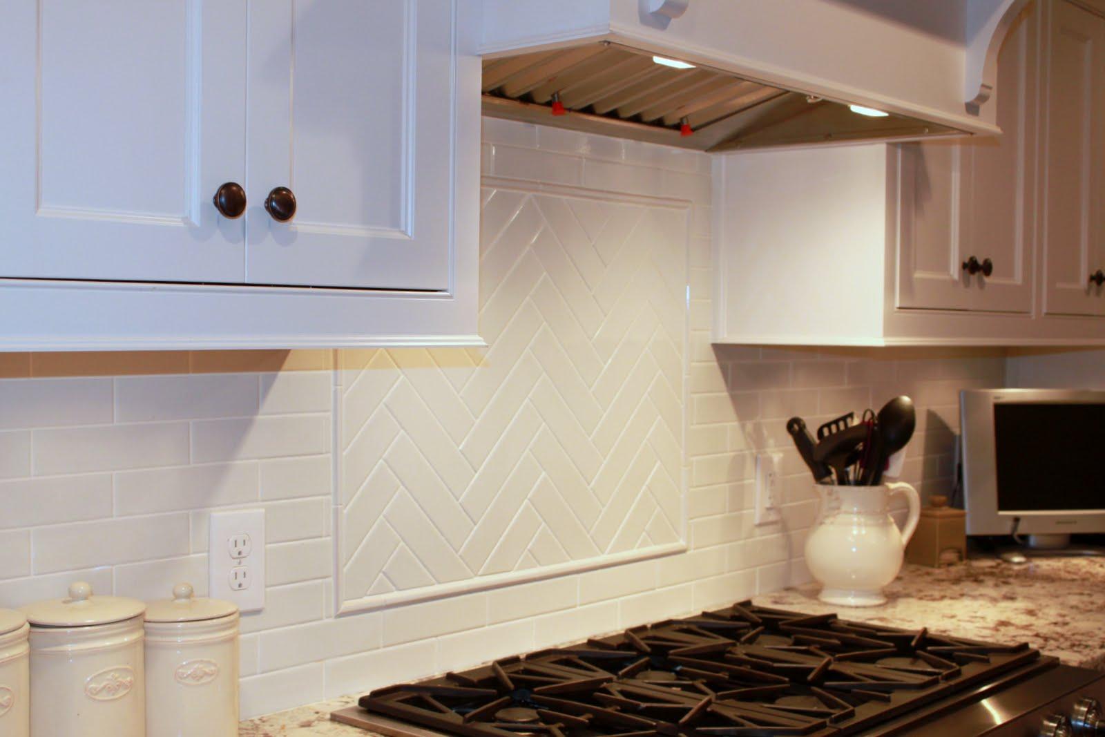 Herringbone Kitchen Backsplash Photos: Oak Ridge Revival: Timeless And Classic