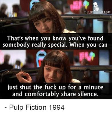 pulp fiction quotes mia