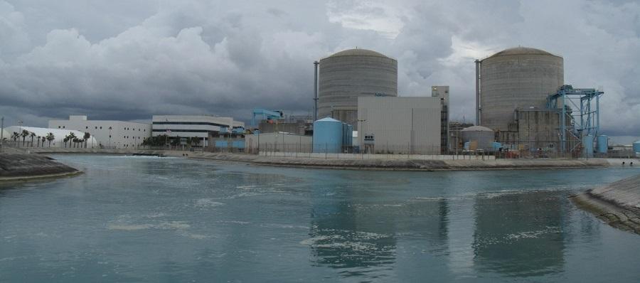 Central nuclear de St Lucie