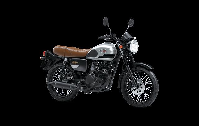 Spesifikasi Kawasaki W175