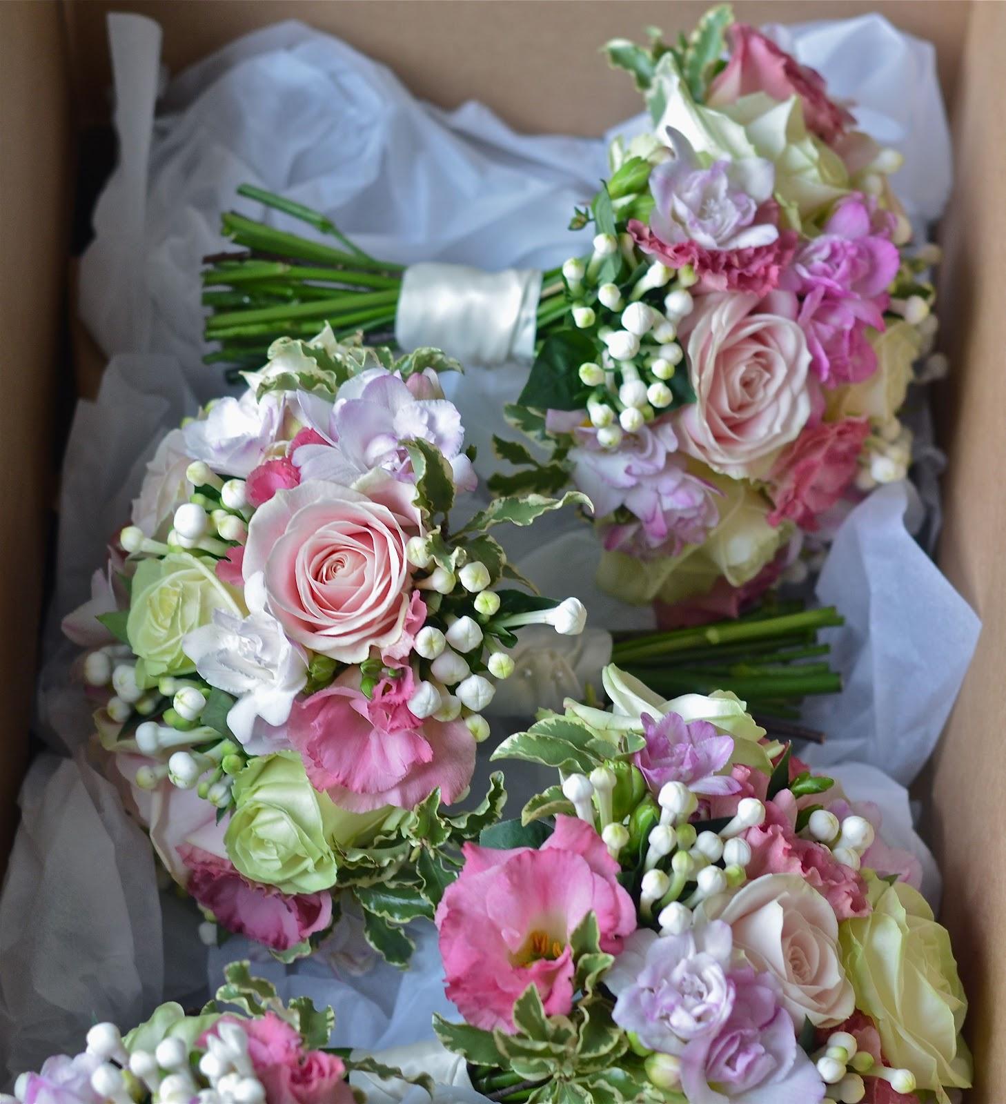Easter Flowers Wedding: Wedding Flowers Blog: Kate's Easter Wedding Flowers