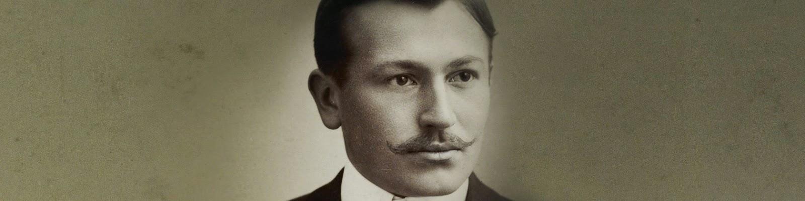 Hans Wildorf of Rolex
