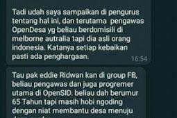 Stop Mengusili Web Desa Yang Memakai CMS OpenSID