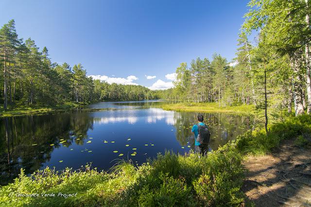 Oslo, Ostmarka, Smalvannet por El Guisante Verde Project