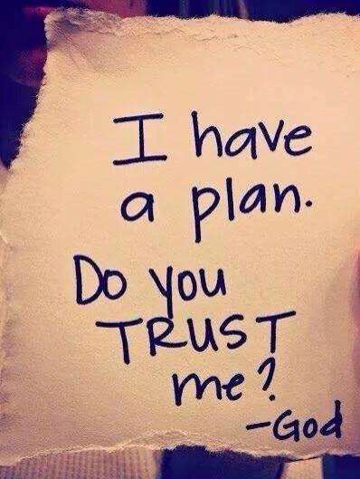 what does trust me mean