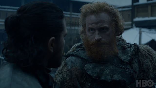 game of thrones season 8 episode 2 thormond and jon