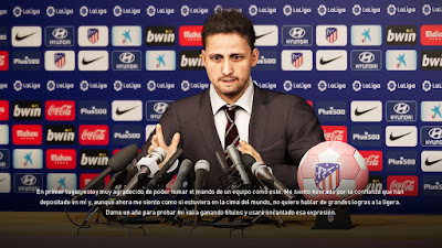 PES 2020 Press Room Atletico Madrid by Ivankr Pulquero