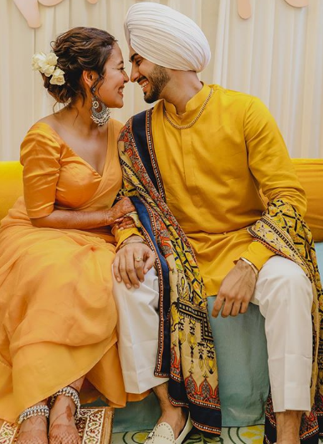 Neha Marriage