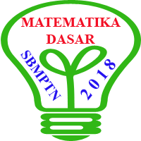 Matematika Dasar SBMPTN 2018 Kode 527