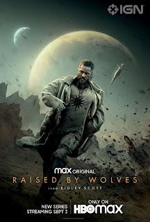 مسلسل Raised by Wolves مترجم