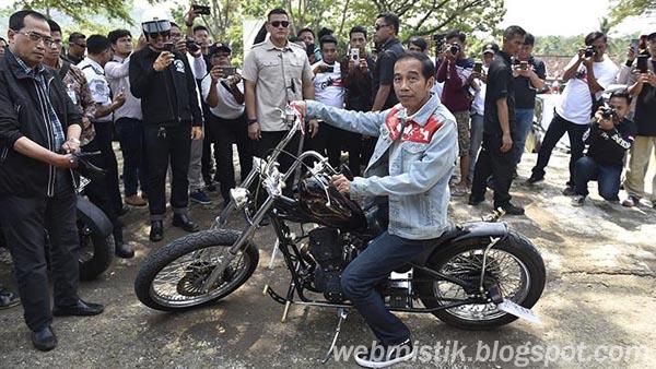 Watak dan Karakter Presiden Jokowi