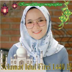 Kumpulan Bingkai Foto Profil Facebook Spesial Hari Raya Idul Fitri 1440 H Tahun 2019