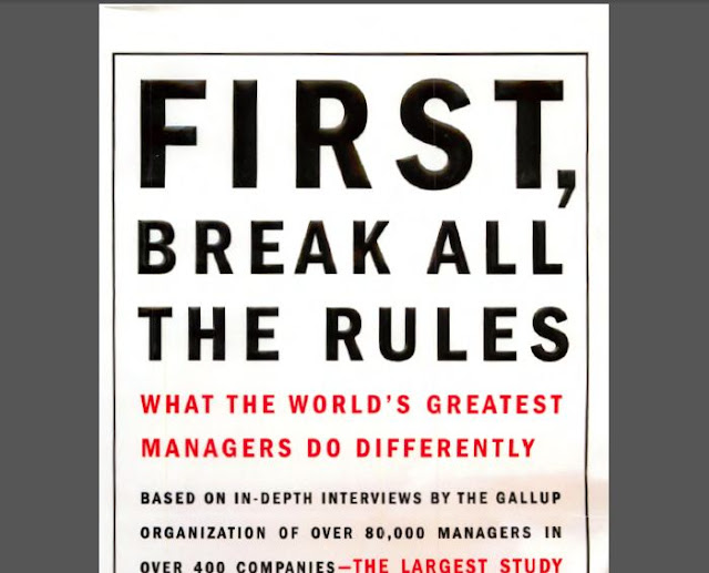 [Marcus Buckingham] First, Break All The Rules - What The World's Greatest Managers Do Differently English Book in PDF