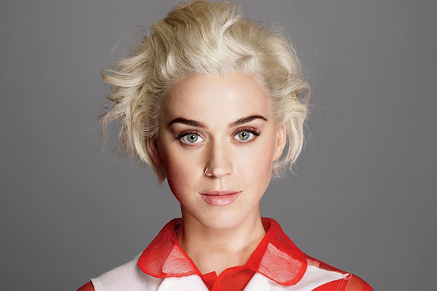 Katy Perry confirma presentación en 'Saturday Night Live'