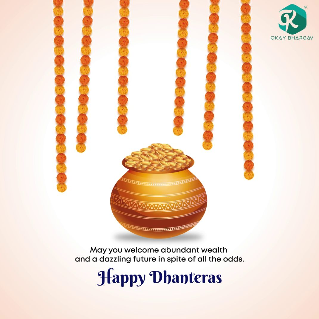 #1 Dhanteras  free after effects templates - after effects - Okay Bhargav