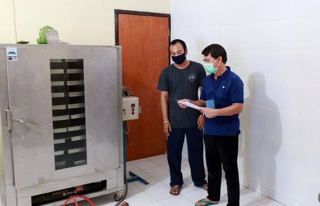 Ditengah Pandemik Covid-19, Bali Segera Launching Garam Tradisional Kusamba
