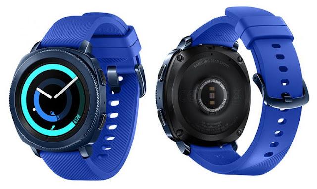 Samsung Gear Sport | Smartwatch | 2018