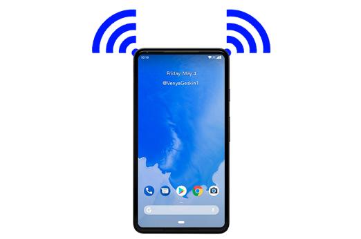 أجهزة Pixel 3 و 3 XL تدعم مشاركة Wi-Fi مع الأجهزة الأخرى