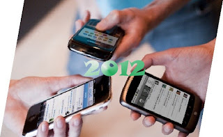 2012 latest smart phones features