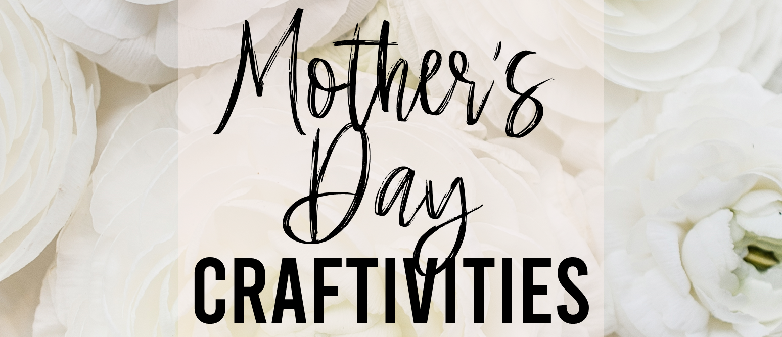 Mother's Day crafts and activities for Kindergarten First Grade Second Grade