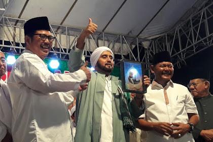Walikota Bersama PCNU Semarang Nobatkan Habib Syech Penggerak Shalawat dan Nasionalisme