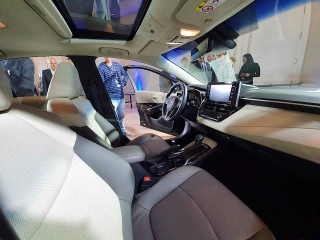 Novo Corolla 2020: preços divulgados antes do lançamento