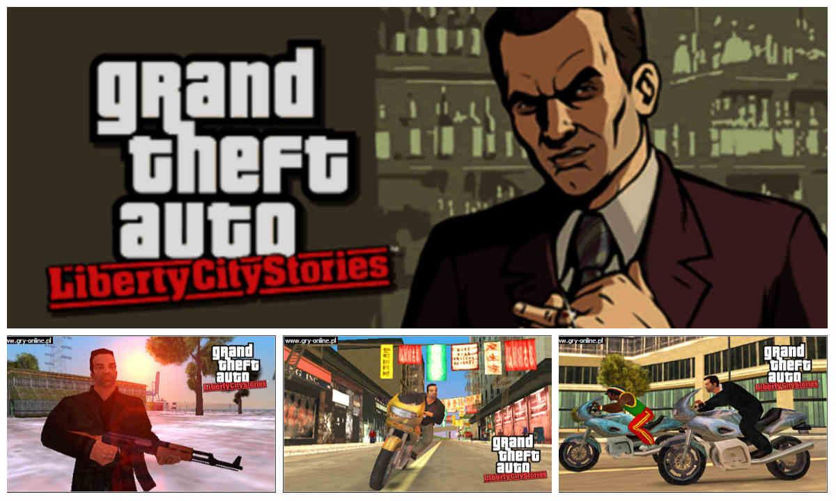Grand Theft Auto Liberty City Stories PSP Español