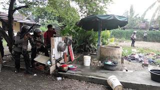 Bentrok di Timika, Rumah Warga Dibakar
