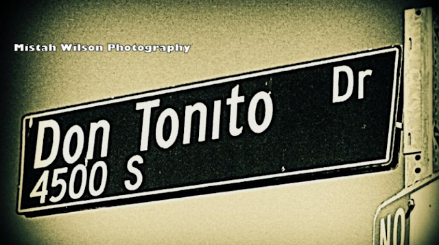Don Tonito Drive, Los Angeles, California by Mistah Wilson