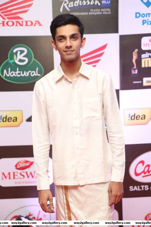 Anirudh Ravichander posted on Twitter Received Best Music Director Best Album and Best Song of the year at RadioMirchi Music Awards Love you all