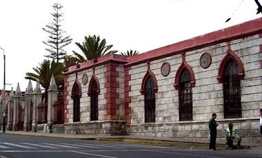 Hospital Goyeneche Arequipa