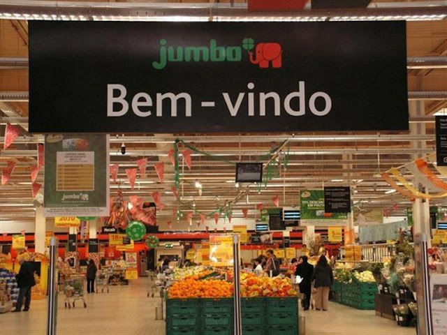 Supermercados em Lisboa