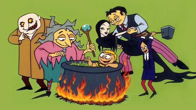 Resultado de imagem para A Família Addams 1992