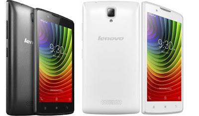 Lenovo A2010, 16 Handphone 4G Harga 1 Jutaan
