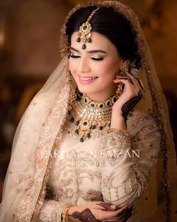 Kiran Haq New Bridal Shoot is Ravishing Inspiration for Brides to Be