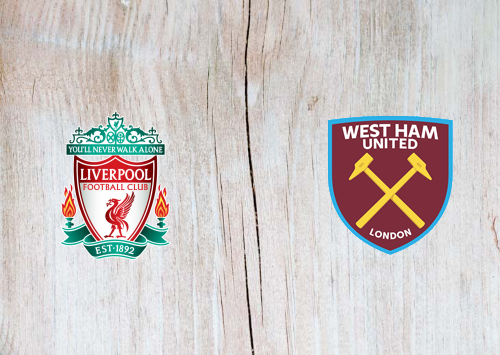 Liverpool vs West Ham United -Highlights 31 October 2020
