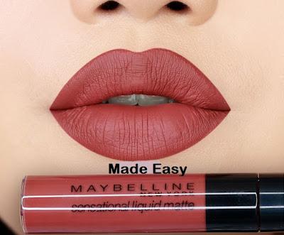 Made Easy (Deep Reddish Brown)