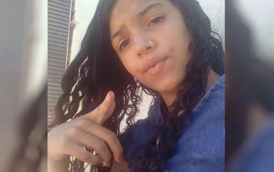Corpo de Ana Clara, 13 anos, foi achado em lote baldio da cidade.