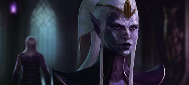 Matemos a los Dioses - Elfos Drow