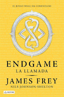 Endgame. La Llamada   Endgame #1   James Frey