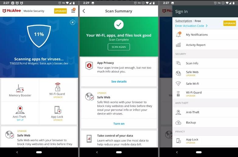 برنامج-للأمن-المعلوماتي-McAfee-Mobile-Security