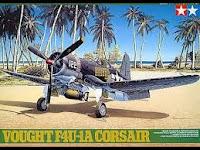 Galerie photos de la maquette du F4U-1A de Tamiya 1/48.