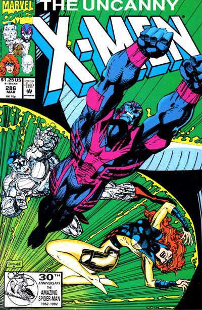 Gentlemen of Leisure: X-amining Uncanny X-Men #286