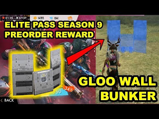 free fire new elite pass preorder