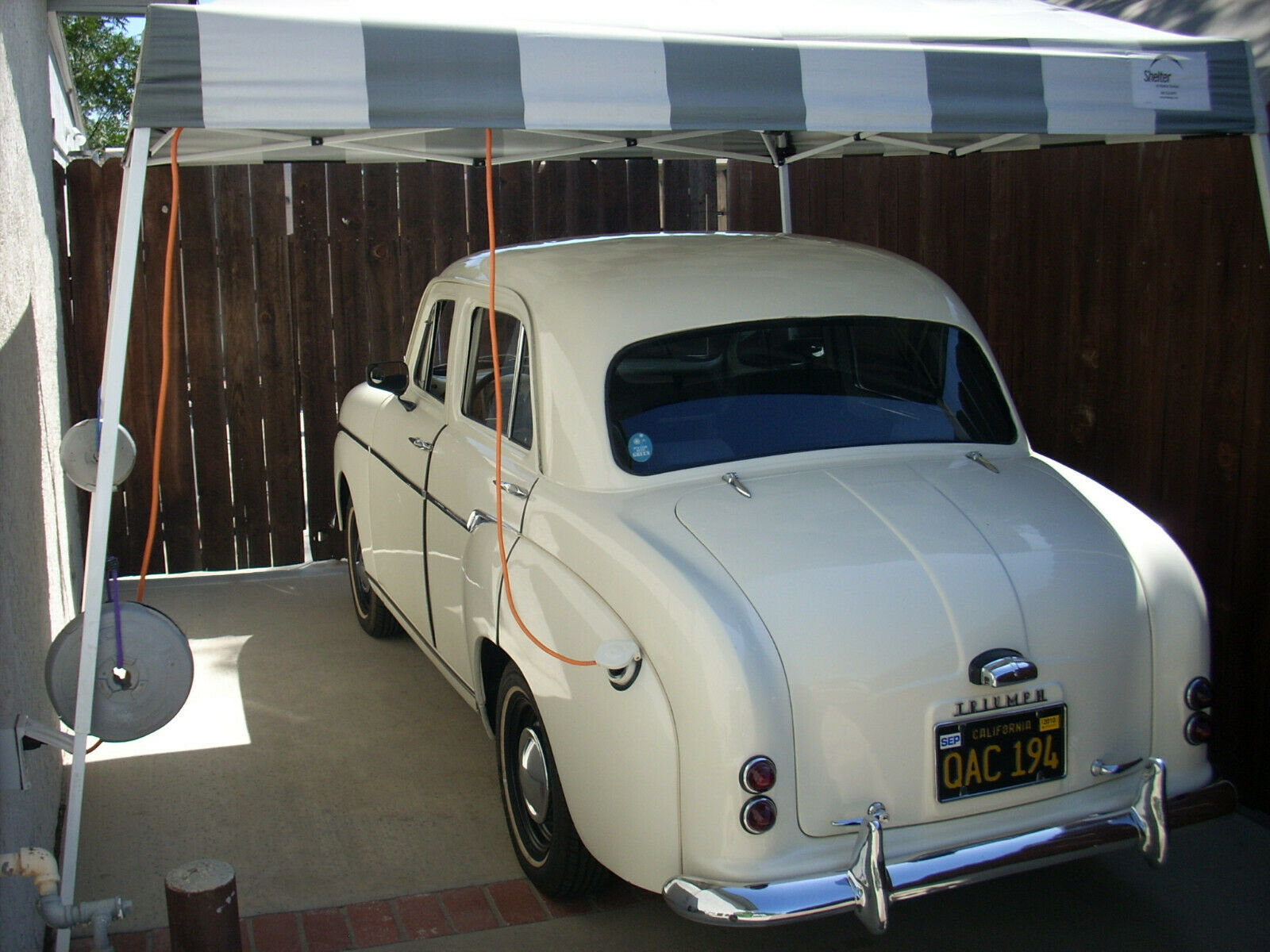 Actually Custom: 1958 Triumph TR-10 Electric Conversion