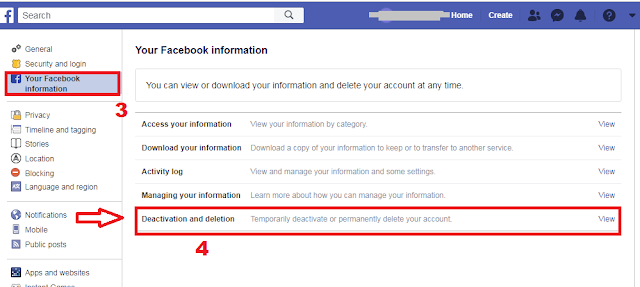 How to Delete My Fb Account