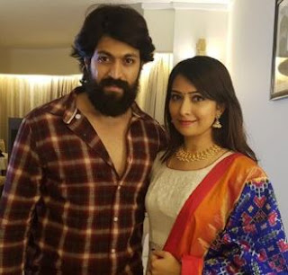 Yash Actor Family Wife Parents children's Marriage Photos