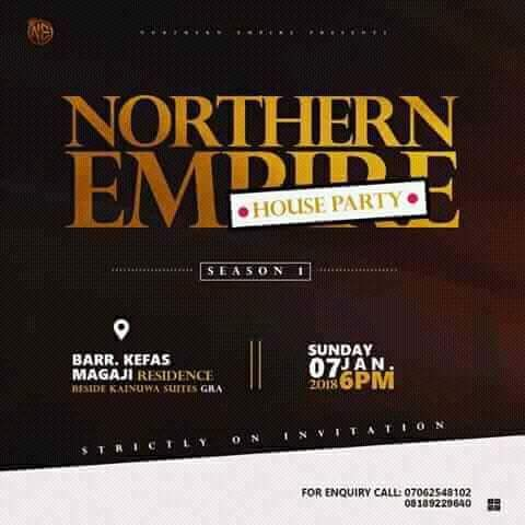 NORTHERN EMPIRE HOUSE PARTY
